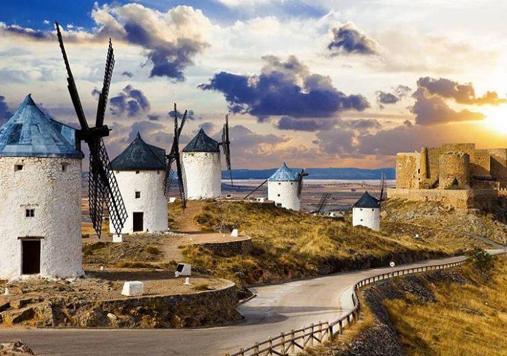 Realiza la ruta de don Quijote en España