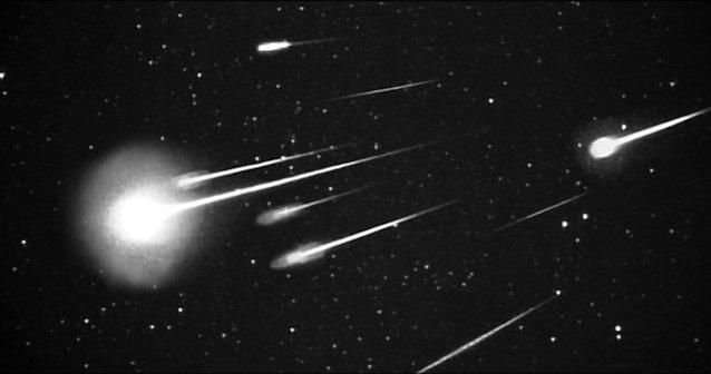 Receta para atrapar meteoritos