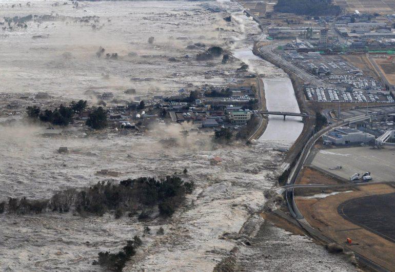 Reconstrucción en Japón