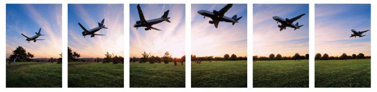 Redireccionando vuelos