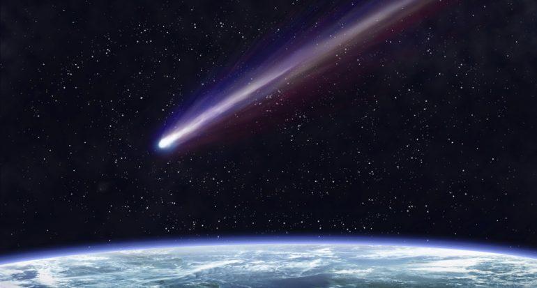 Registran la caída de un meteorito en Michigan