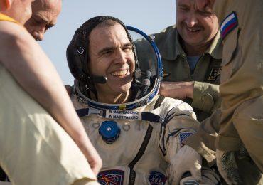 Regresan de la Estación Espacial Internacional