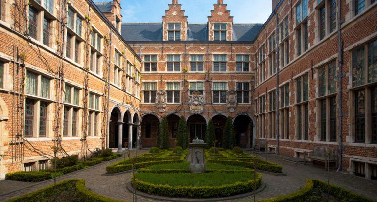 Renovarán el Museo Plantin-Moretus de Amberes