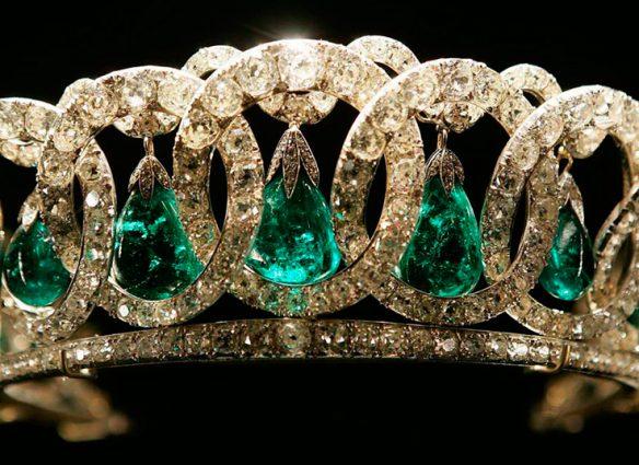 Revelan el escondite de las joyas de la Corona de Inglaterra durante la Segunda Guerra Mundial