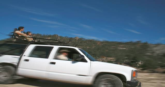 Road trip aventurero en la Sierra Tarahumara