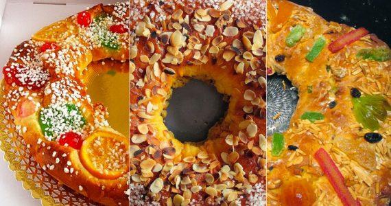 Rosca de Reyes en el mundo