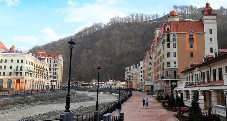 Rusia mejora el servicio en los hoteles