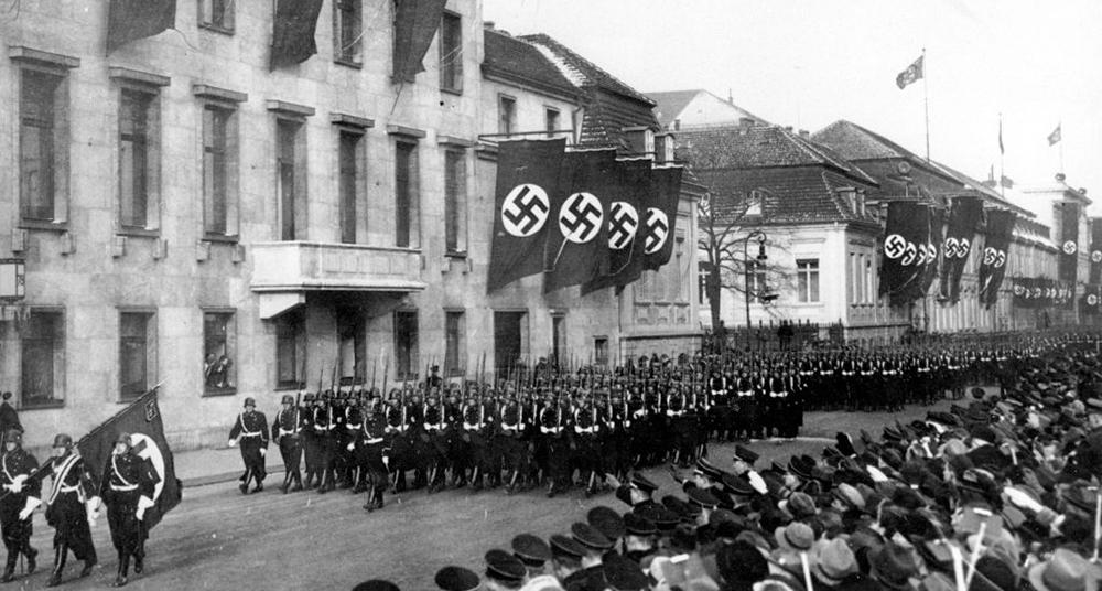 Nazis In Berlin