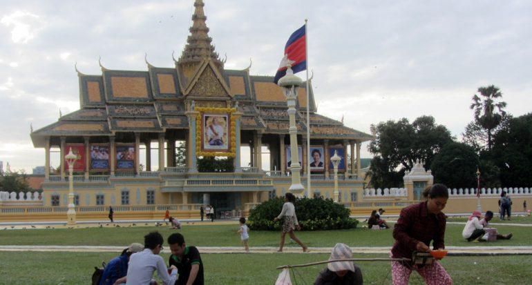 Sabores del mundo en la orilla del Mekong