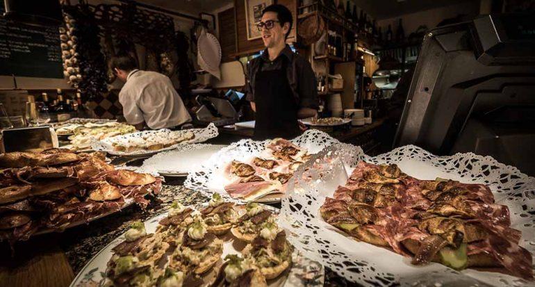 San Sebastián: el placer del pintxo