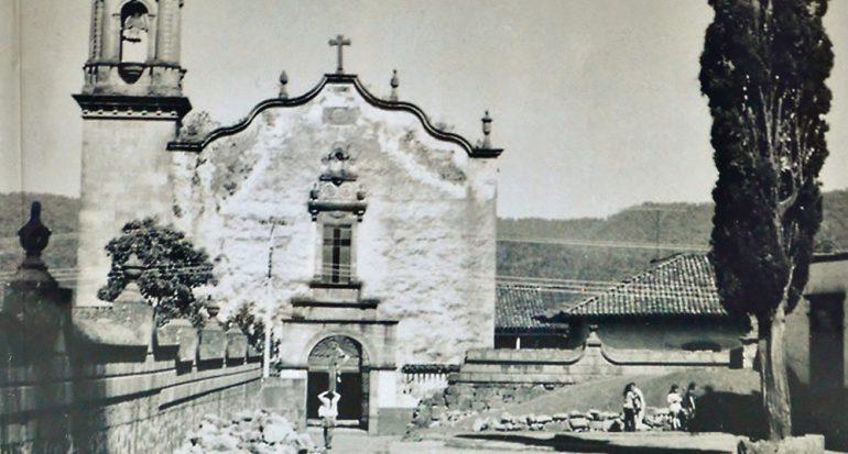 Santa Clara del Cobre. Zona de Monumentos