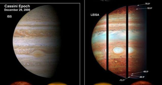 Se registra cambio climático en Júpiter