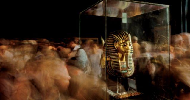 Secretos de familia de Tutankamón