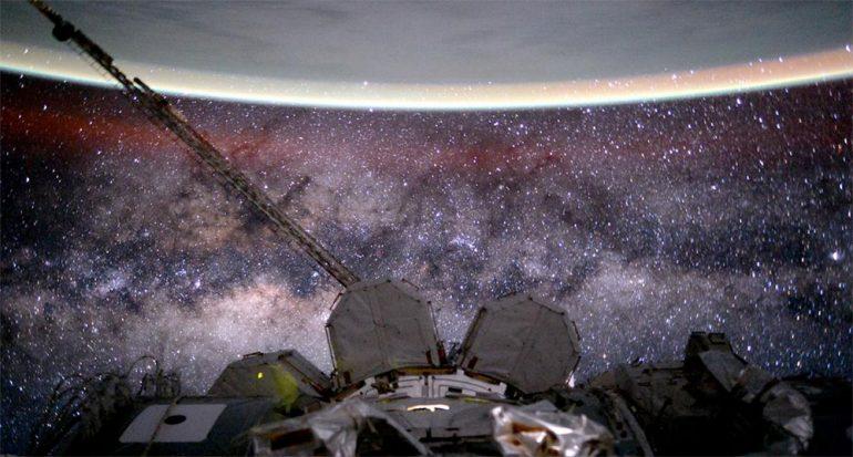 Seis meses en el espacio desde la perspectiva de un astronauta