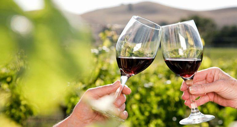 Septiembre es el mes del vino en California