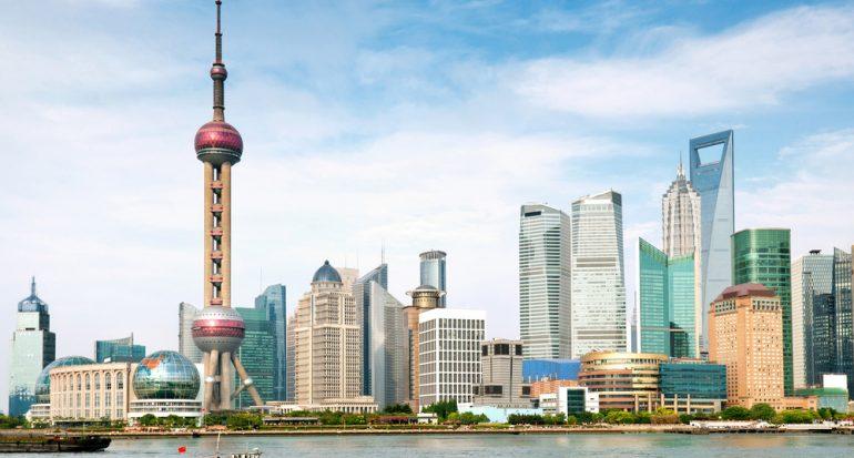 Sin visa a Shanghai