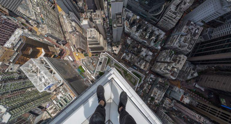 Sobre los tejados del mundo