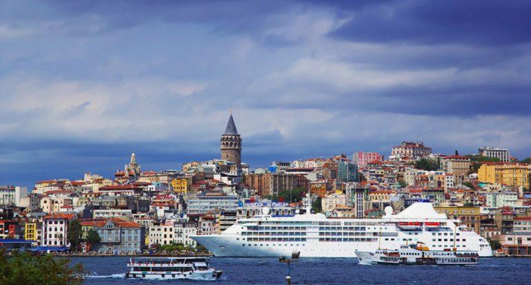 Suspenden cruceros con destino a Turquía