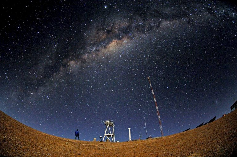 Telescopio gigante para Chile