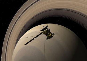 Terminó la misión Cassini a Saturno