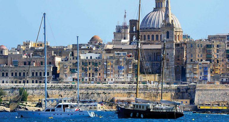Todos los mares llevan a Malta