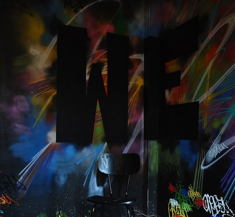 Tour 13: nueve pisos de arte callejero