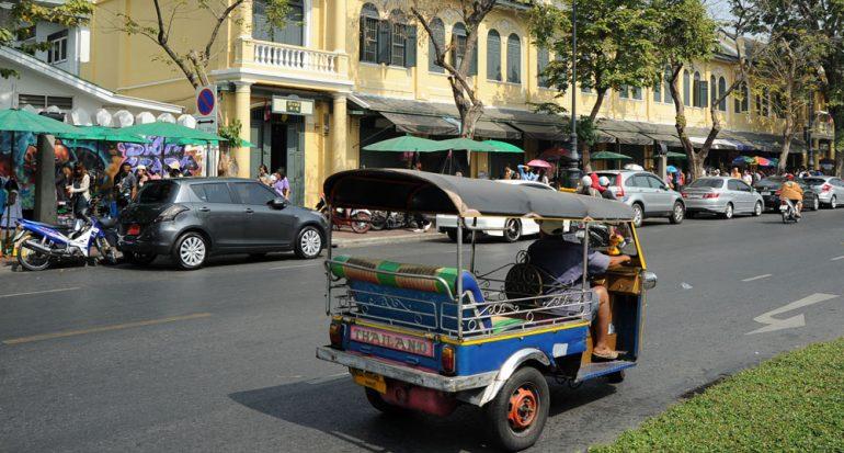 Trampas para turistas
