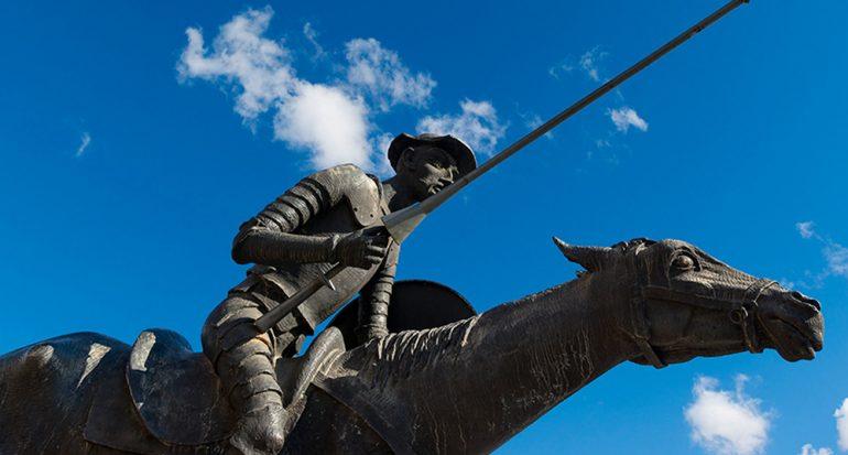 Tras las huellas de Don Quijote en el 400 aniversario de Cervantes