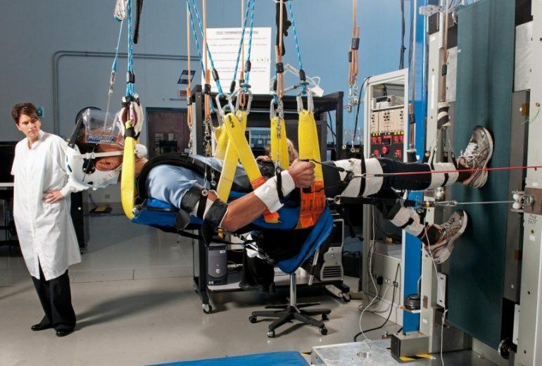Tratamientos médicos con tecnología del espacio