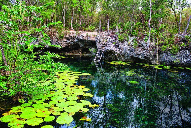 Tres días perfectos en la Riviera Maya