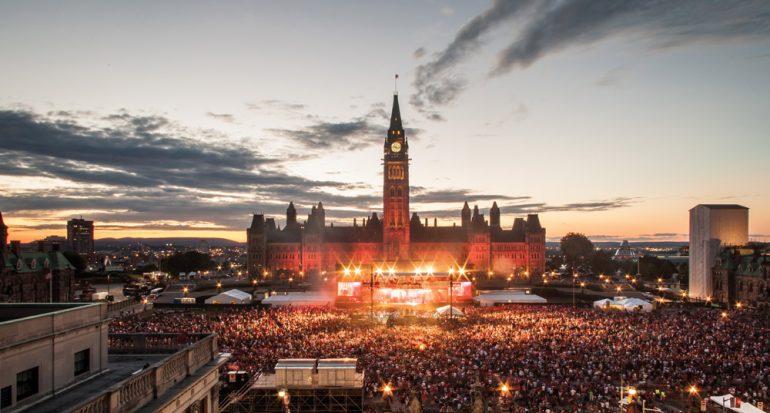 Tres experiencias veraniegas en Canadá