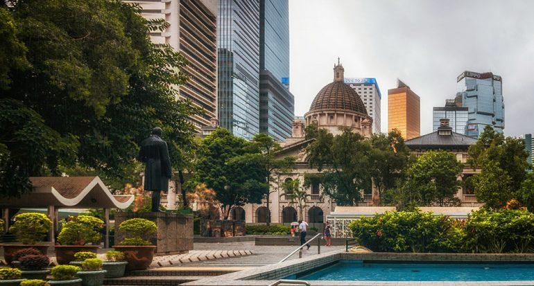 Tres hoteles para enamorarte de Hong Kong