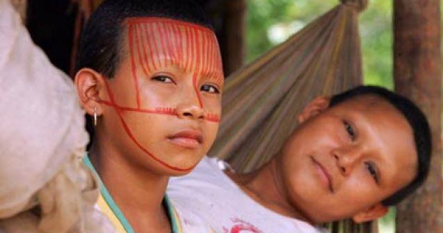 Tribu nómada del Amazonas en peligro