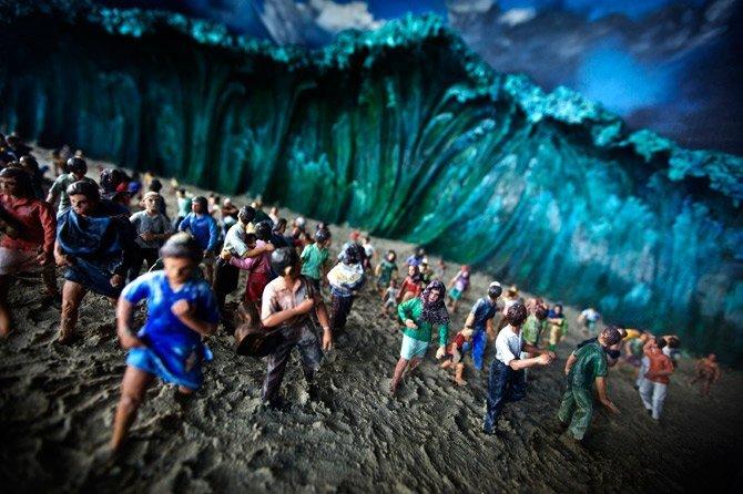 Tsunami | La calma antes de la ola