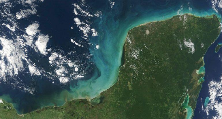Tsunami golpeó Yucatán hace 1