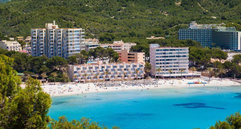 Turistas en Mallorca aportarán para el medioambiente