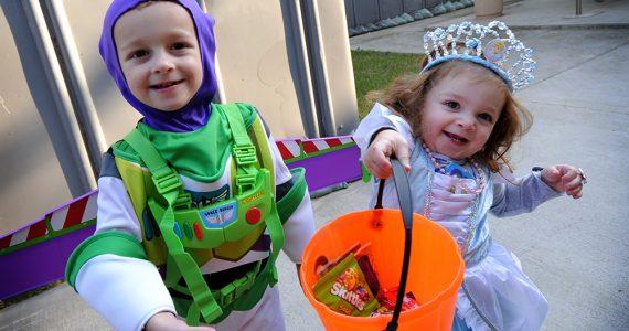 Un Halloween tenebrosamente Saludable