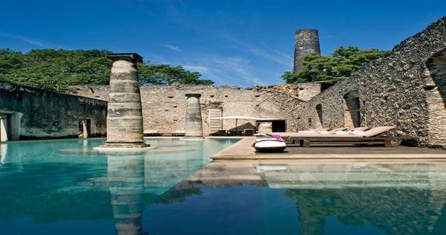 Un boutique con historia. Hotel en Campeche con elegancia y tradición.