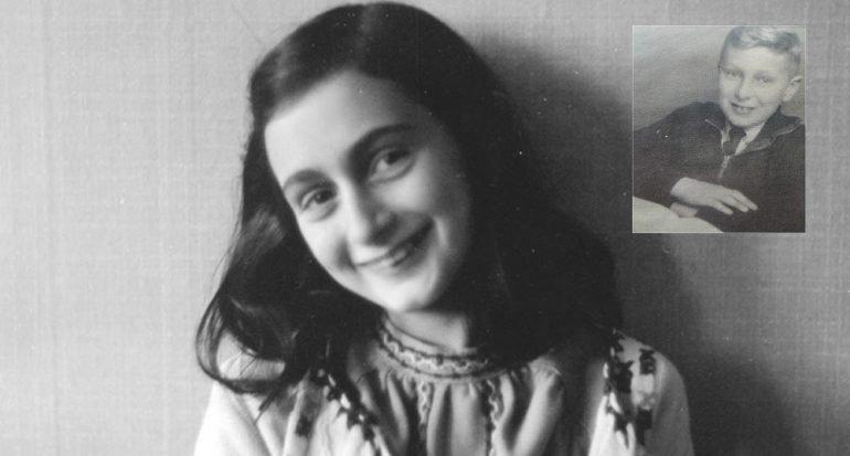 Un compañero de Ana Frank
