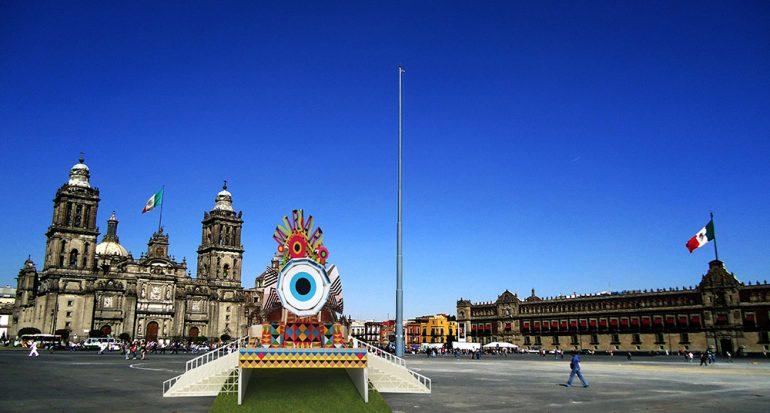 Un evento de creatividad en la Ciudad de México