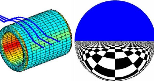 Un hoyo de gusano electromagnético podría hacer invisibles los objetos