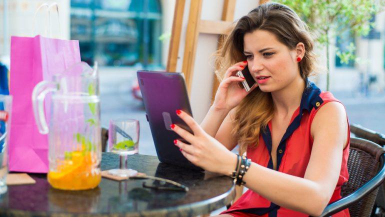 Un iPad puede cambiar tu paladar