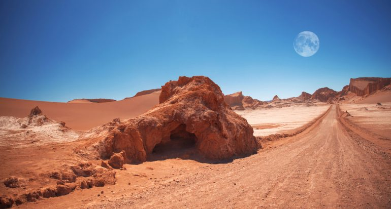 Un nuevo hallazgo en Atacama