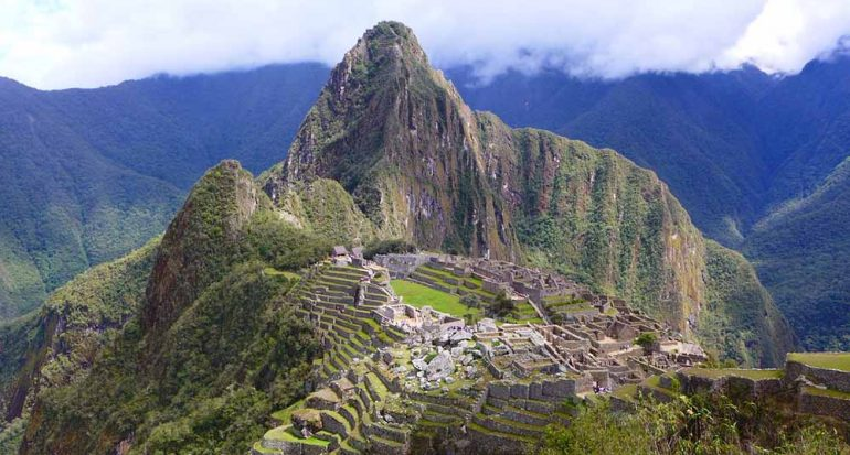 Un nuevo hallazgo en Machu Picchu