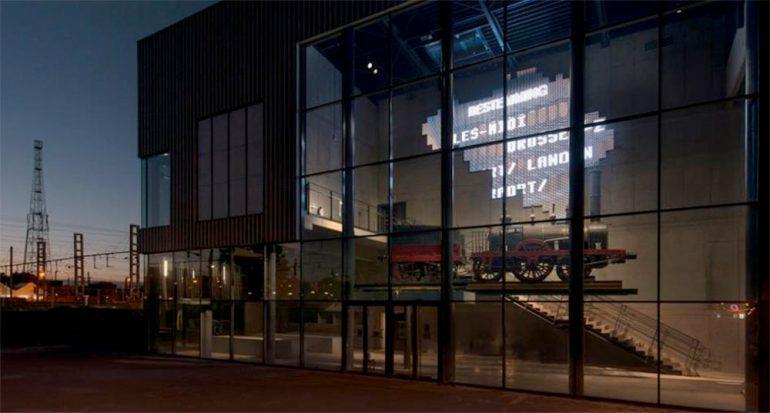 Un nuevo museo de ferrocarriles