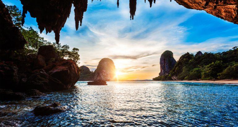 Un paraíso en Tailandia