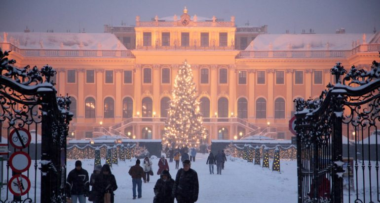 Un paseo por la Viena prenavideña