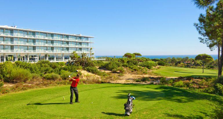 Un tour de golf por el corazón de Portugal