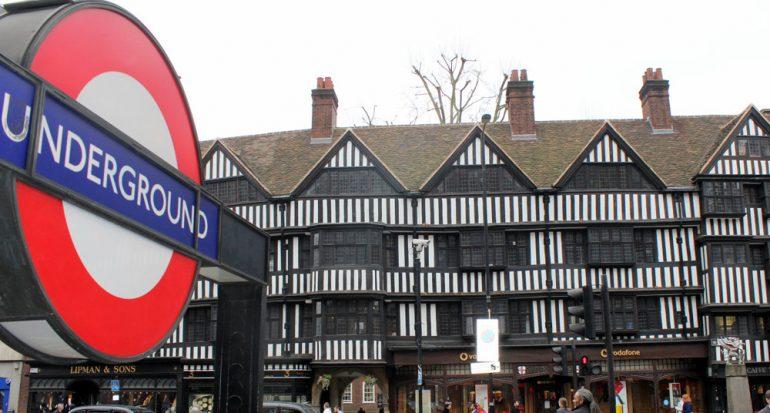 Un viaje por el Londres de la época de Shakespeare