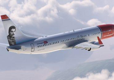 Una aerolínea hará un homenaje a Freddie Mercury